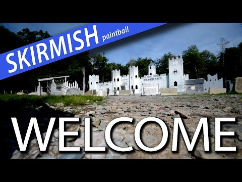 Welcome to Skirmish Paintball