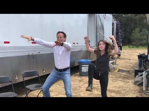 Get Shorty's Ray Romano & Chris O'Dowd Dancin' w/Cast & Crew