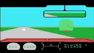 Dukes of Hazzard: Skill 1 (Colecovision Emulated) by TheTrickster