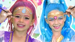 Shimmer and Shine | We Love Face Paint