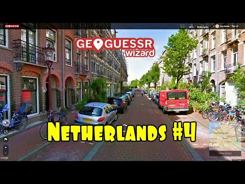 Geoguessr - Road to Netherlands perfect score #4