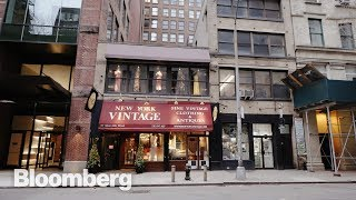Inside New York's Most Exclusive Vintage Shop