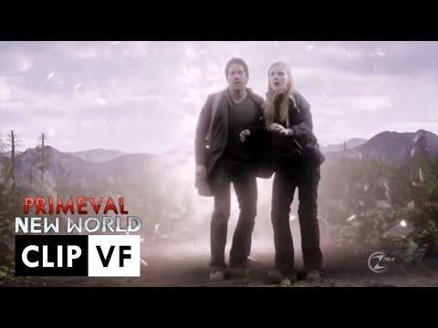 Primeval New World : Episode 1 | Evan et Dylan découvrent l'Anomalie dans le parc | VF