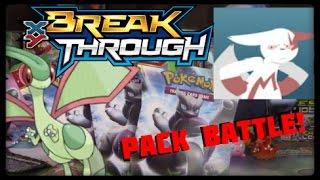 Pokemon Cards! BREAKThrough Pack Battle VS Pokemon Instinct! by Master Jigglypuff and Friends