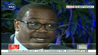 Jeff Koinange Live with Nairobi Governor Dr. Evans Kidero part 3