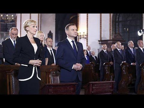Πολωνία: Ισχυρή παρουσία του ΝΑΤΟ ζητεί ο νέος πρόεδρος Ντούντα