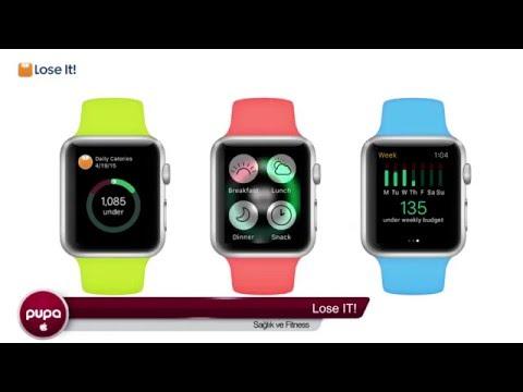 Apple Watch'ın sağlık ve fitness uygulamaları