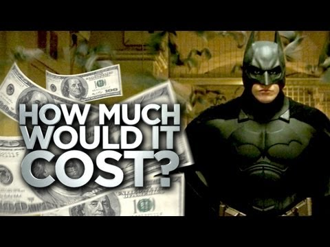 movieclipstrailers - Could you afford to be BATMAN? Check out this fun financial rundown of the costs of being The Legendary Dark Knight! Subscribe to TRAILERS: http://bit.ly/sxa...