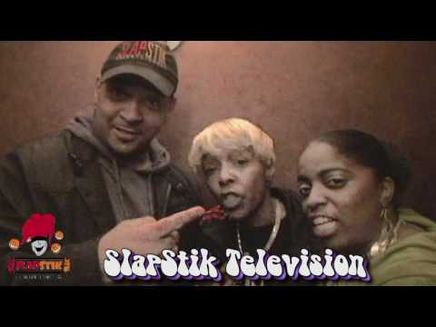 SlapStik TV with