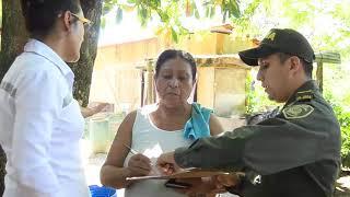 Operativo de Incautación de Fauna en Puerto Boyacá