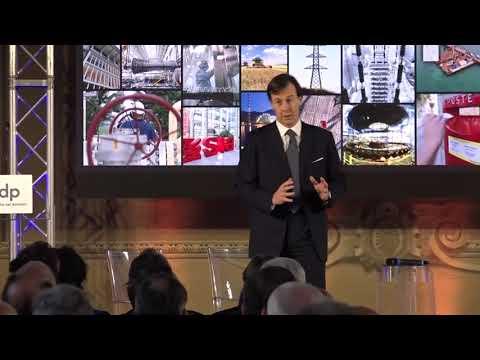 Inaugurazione nuova sede CDP Verona  - intervento Fabrizio Palermo