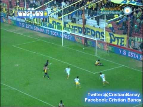 Rosario Central 3 Juventud Unida 1  (Relato Adrian Brodsky) Copa Argentina 2014 Los goles