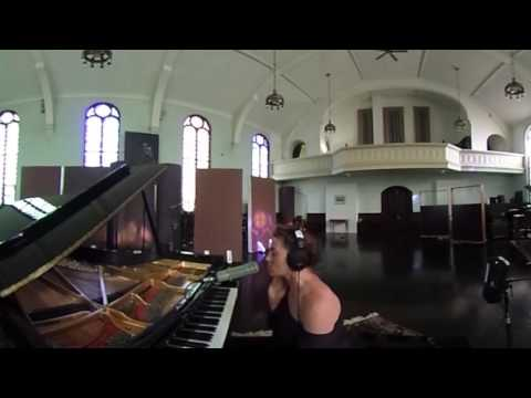 The Killing Type (Solo Live Piano 360 Video by Kyle Cassidy)