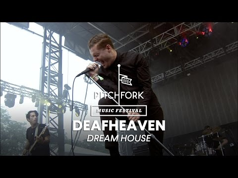 "Deafheaven perform ""Dream House"" – Pitchfork Music Festival 2014"
