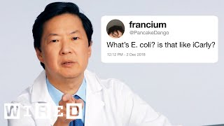 Video Ken Jeong Answers More Medical Questions From Twitter | Tech Support | WIRED MP3, 3GP, MP4, WEBM, AVI, FLV Februari 2019