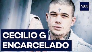 El trapero CECILIO G, en la CÁRCEL por un delito de amenazas