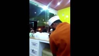 سعودي يطلق النار على عامل في مطعم بالأفلاج ويتسبب بقتله