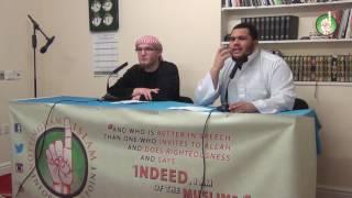 Intention of Du'a by Salahuddin & Umar
