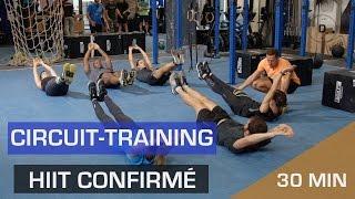Circuit training Tabata – HIIT Confirmé