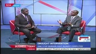 Business Today: Gerald Makau-EAGC CEO On Drought In The Country Due To Lanina, 24/10/16