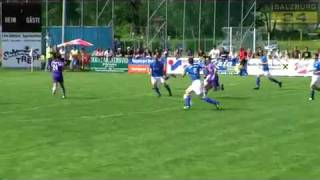 Bergheim Austria  City pictures : S24: FC Bergheim - SV Austria Salzburg (Mai 09)