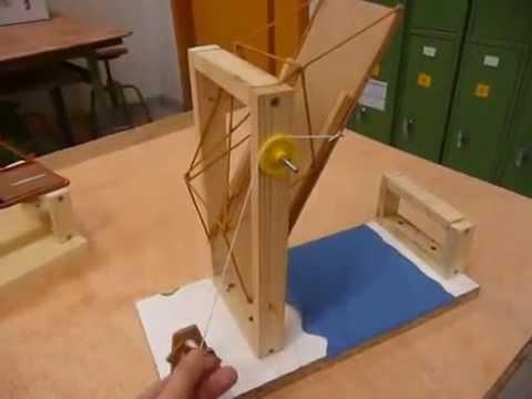 puente levadizo tecnología