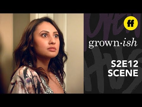 grown-ish Season 2, Episode 12 | Ana Tries to Apologize | Freeform