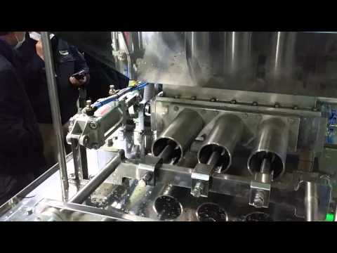 Packaging machine for Tray,Tub,Cup