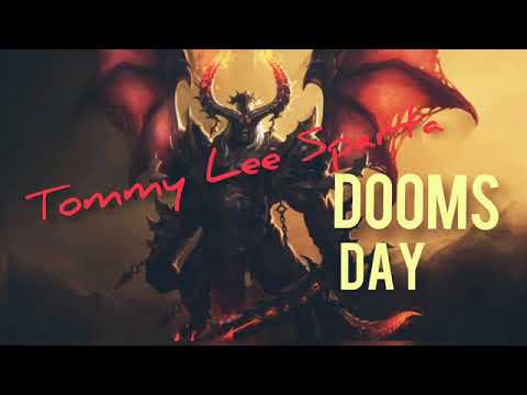 Tommy Lee Sparta - Dooms Day (Official Audio)