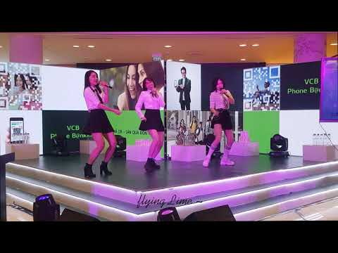 Party Girlz - LIME @SC Vivo City 26012019
