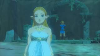 The Legend of Zelda Breath of the Wild - Die fehlende Kraft Erinnerung Cutscene (Nr.13)
