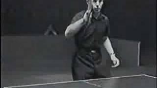 Настольный теннис 1930 -1950гг