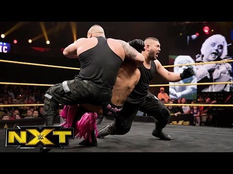 Bollywood Boyz vs. The Authors of Pain - Dusty Rhodes Classic 1st Round Match: WWE NXT, Oct. 5, 2016