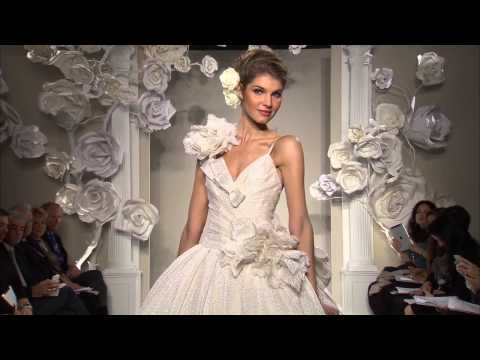 Runway: Pnina Tornai Fall 2013 Bridal Collection