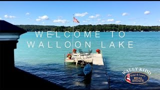 A LAKE LIKE NO OTHER For over 120 years, Walloon has been a place where many of the icons of American business and their families have summered.