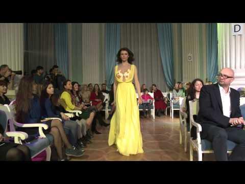 """Margareta Timofti a participat la spectacolul de modă """"Din inimă. Spring Fashion Weekend 2015"""""""