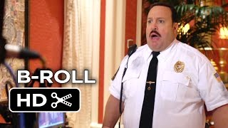 Paul Blart  Mall Cop 2 B Roll  2015    Kevin James Comedy Hd