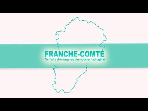 Franche-Comté, territoire d'émergence d'un cluster hydrogène