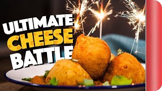 THE ULTIMATE CHEESE BATTLE by SORTEDfood