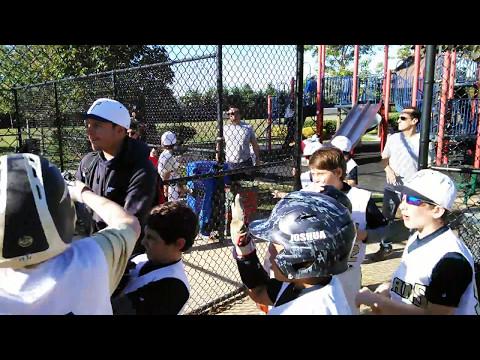 JL7 NYC Titans vs. Brooklyn Blue Storm @ Long Island Hot Stove 2015 (видео)