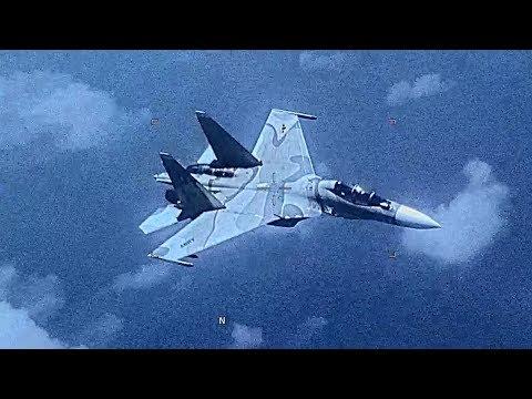 Video of Venezuela SU-30 Flanker...