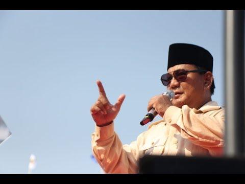 Pidato Lengkap Prabowo Subianto, Kampanye Akbar 7 April 2019, GBK Jakarta