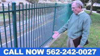 La Habra (CA) United States  city photos : Ornamental Wrought Iron Fencing La Habra CA Call (562) 242-0027 - Los Angeles CA - Orange County CA