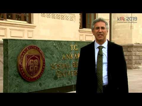 Prof Dr Mehmet BARCA (Asbü Rektörü) idRc_2019 Daveti