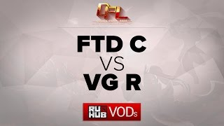 FTD.C vs VG Reborn, game 1
