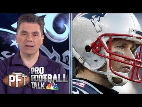 Video: Patriots didn't need Tom Brady to carry them to Super Bowl win | Pro Football Talk | NBC Sports
