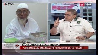 Video Benarkah Pembatalan Pembebasan Abu Bakar Ba'asyir Terkait Tahun Politik? - Special Report 23/01 MP3, 3GP, MP4, WEBM, AVI, FLV Januari 2019