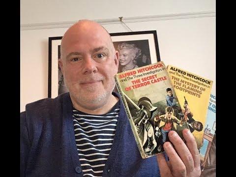 The Books That Made Me #1: The Three Investigators