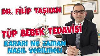 Op.Dr. Filip Taşhan - Tüp Bebek Tedavisi Kararı Ne Zaman Nasıl Verilmeli