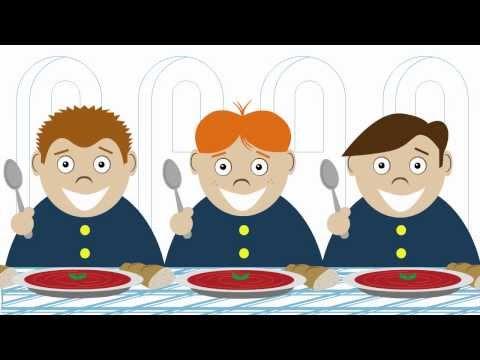 Viva La Pappa Col Pomodoro - Canzone Per Bambini видео